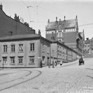 Helsinki vanhoina kuvina